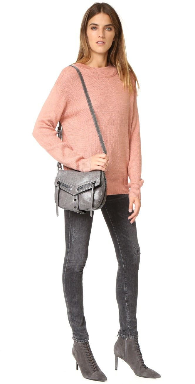 Botkier Trigger Saddle Bag | SHOPBOP