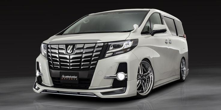 TOYOTA 新型 30 アルファード 新車コンプリートカー販売  カスタムガレージ スパーク