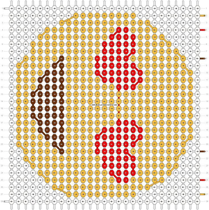Alpha Pattern #18952 added by CuteCrafts