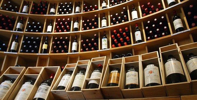 Cave à vin primeur
