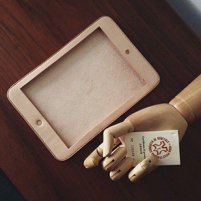 The mini Ipad case