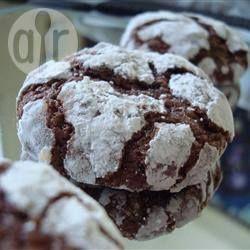 Galletas de chocolate y vainlla @ allrecipes.com.mx