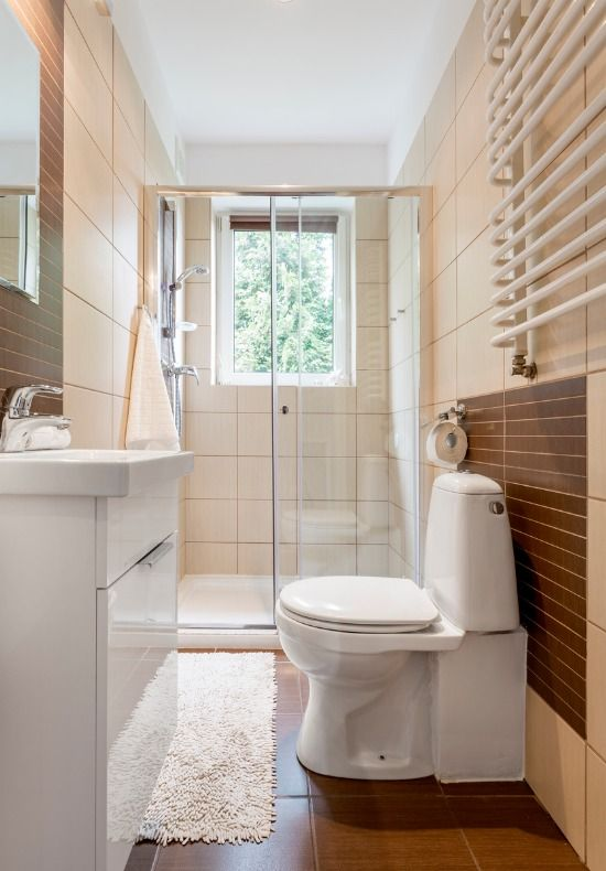 8 Stunning Do It Yourself Design Ideas For Small Bathrooms Knockoffdecor Com Bathroom Remodel Cost Small Bathroom Interior Bathrooms Remodel