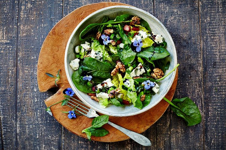 3 easy-to-make summer salads with cheese