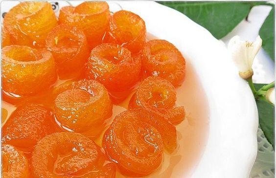 Νεράντζι γλυκό κουταλιού