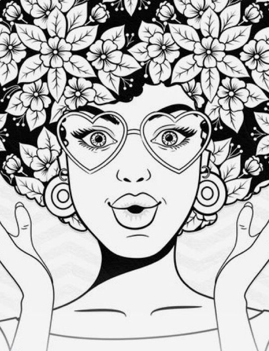 642 best Color My World images on Pinterest   Coloring pages ...