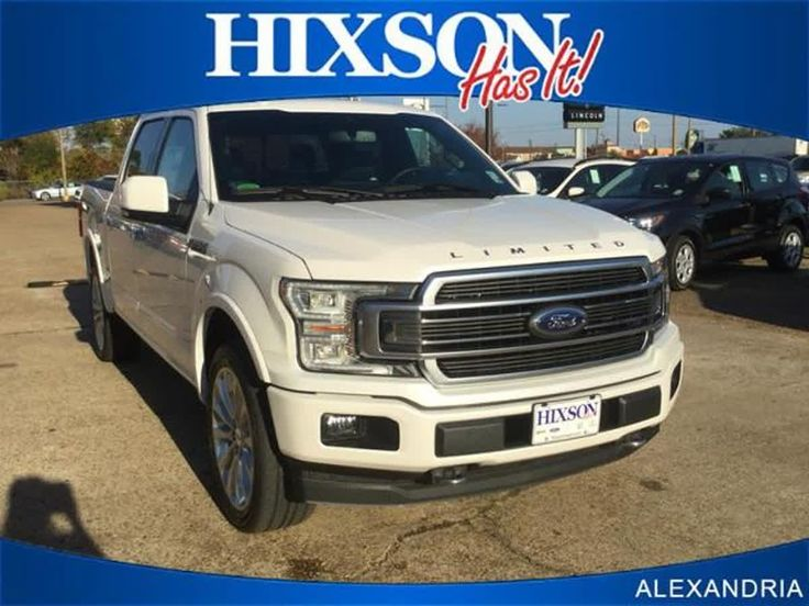 This 2018 #Ford F-150 Limited Truck EcoBoost V6 engine with Auto Start/Stop Technology 4X4 is just one of our vehicles. Come check out our inventory today!