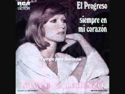 Silvana di Lorenzo & Los Panchos (Quién será).wmv