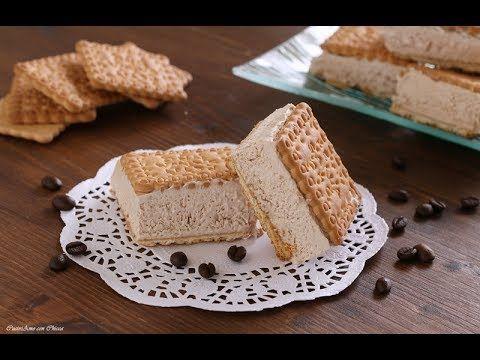 Gelatini biscotto al caffe'