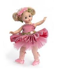 Madame Alexander Butterfly Ballerina Doll 8