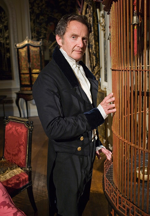 Anton Lesser - I can almost guarantee you've seen him in at least a handful of things