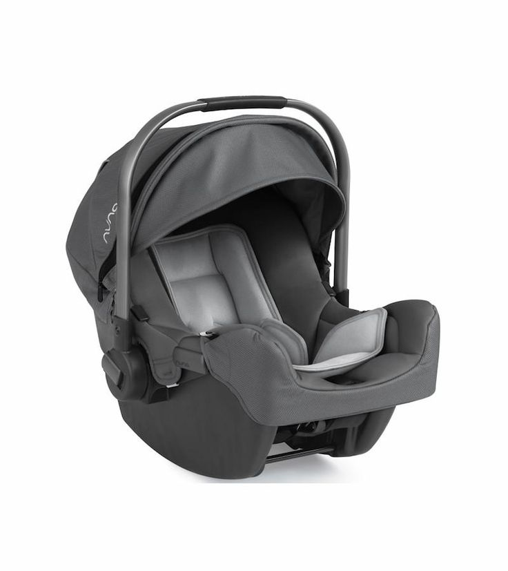 Nuna Pipa Infant Car Seat and Base - Graphite | Baby car ...