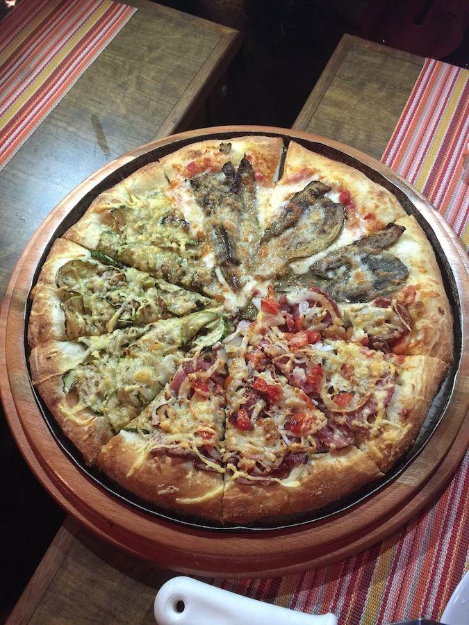 Dom Gallo tem Pizza Gourmet na Vila Romana em Sp. Ingredientes incríveis e massa com fermentação mais natural garantem sabores espetaculares. Na Vila Romana