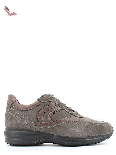 U Box C, Baskets Basses Homme, Gris (Lt Grey/Stone), 45 EUGeox