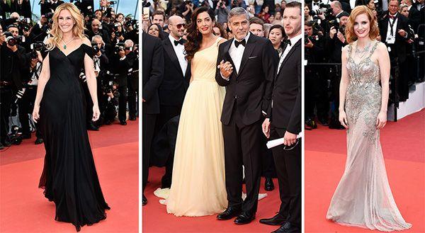 Cannes - Money Monster Galası Kırmızı Halı - Hep Moda Magazin