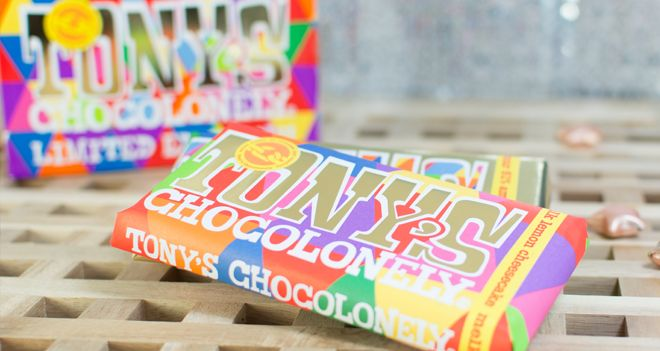 A while ago I tested the new Tony Chocolonely Limited Edition chocolate bars for 2015. Dinja and I also made a video about it.