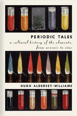 Periodic Tales: This looks so cool! Why can't science class be like this?