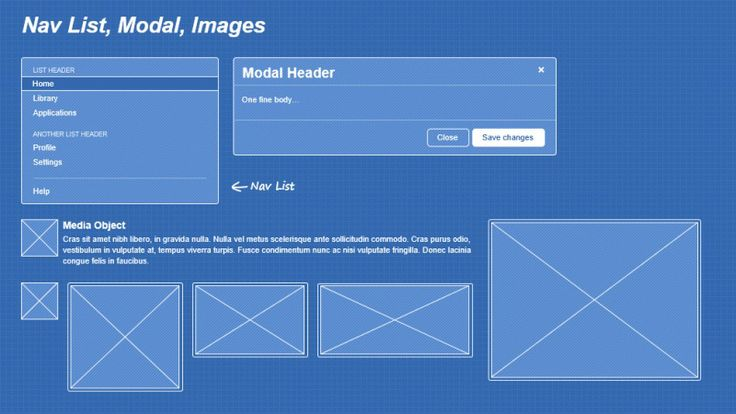 23 best bootstrap images on pinterest design websites for Powerpoint wireframe template for ui design