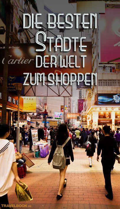 """Gerade in den Wochen vor Weihnachten verbringen viele ihre Freizeit, um nach Geschenken für die Liebsten zu suchen. Zudem bieten sich die kälteren und oft verregneten Tage des Jahres wunderbar an, um sie in Shoppingmalls oder auf Einkaufsmeilen zu verbringen. Doch in welchen Städten kann man am besten einkaufen, gibt es die besten Läden und die größte Auswahl? Die Leser des US-Magazins """"Travel+Leisure"""" haben über die besten Shopping-Städte der Welt abgestimmt."""