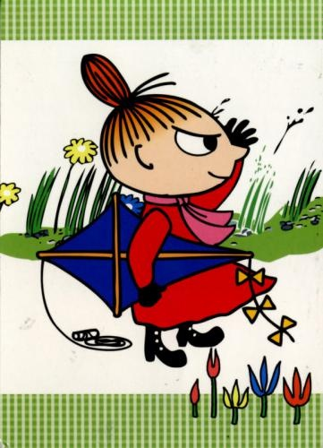 Moomin... my favorite caracter, My :)