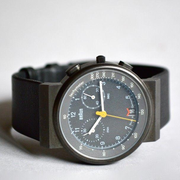 Braun electrical - Household - Braun AW 60 T chronodate