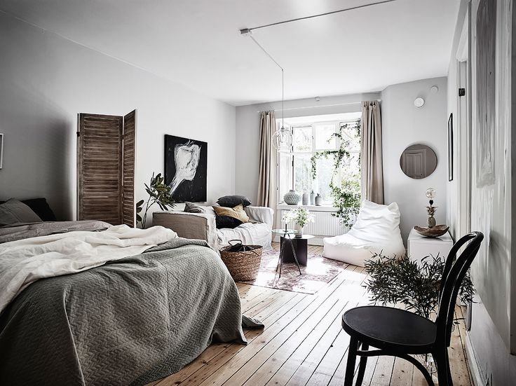 a small scandinavian gem daily dream decor - Studio Apartment Design Ideas