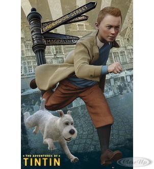 Die Abenteuer von Tim und Struppi Poster Hier bei www.closeup.de