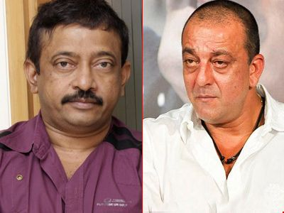 Ram Gopal Varma and Sanjay Dutt are busy playing the blame game!