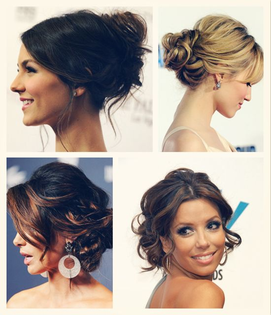 chic and flattering celebrity hairstyles with clip on cheap extension