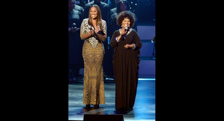 Yolanda Adams And CeCe Winans | GRAMMY.com