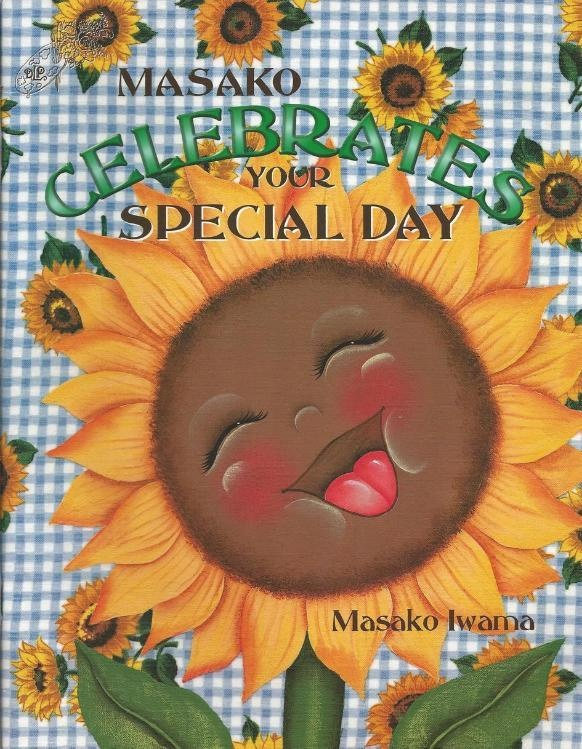Masako Celebrates Your Special Day Decorative Tole Painting Craft Book