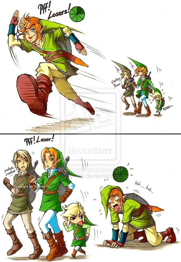Who is the loser now? by ~Atylx89 on deviantART