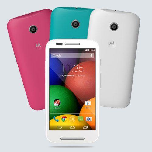 Motorola Moto E DTV - Conheça o novo celular smartphone da Motorola. Bonito e ainda mais barato que qualquer outro smartphone com tela de 4.3 polegadas.
