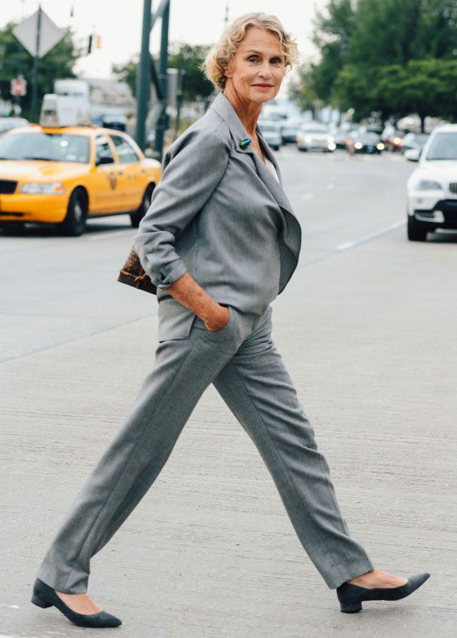 Лорен Хаттон — икона стиля вчера, сегодня — навсегда