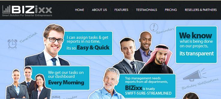 BIZixx – Project management system