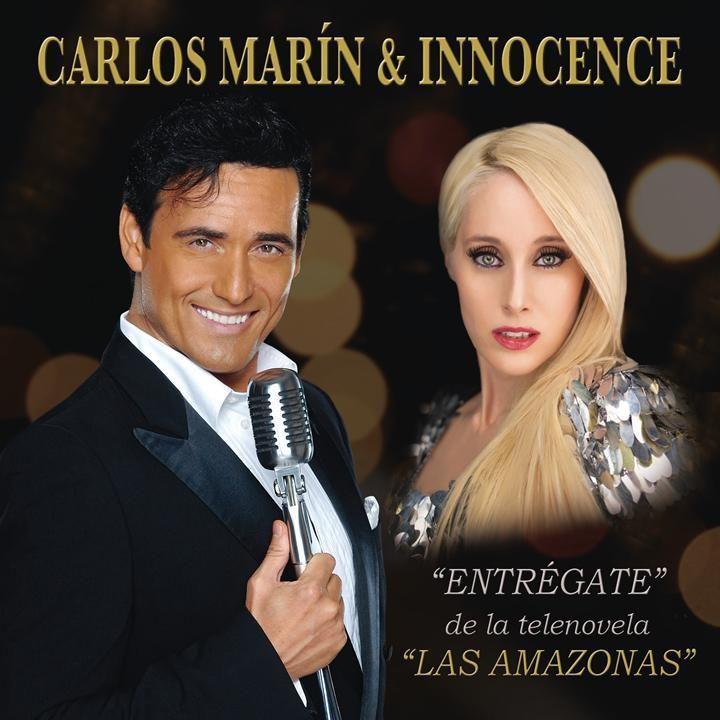 """Entrégate (Tema De La Telenovela """"Las Amazonas"""") by Carlos Marin   TrackID™"""