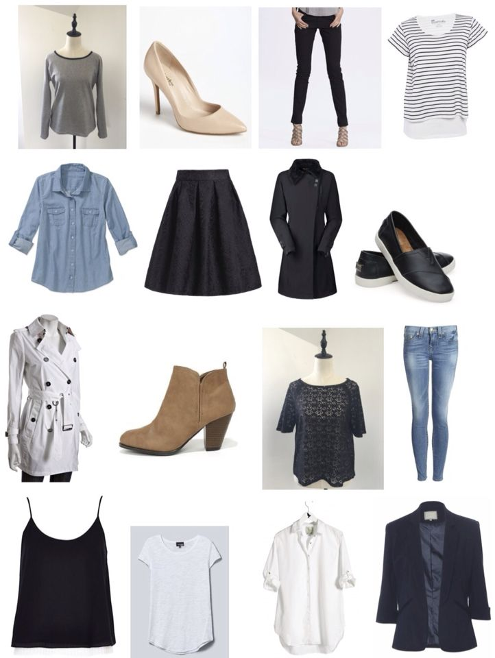 Sew your own capsule wardrobe!