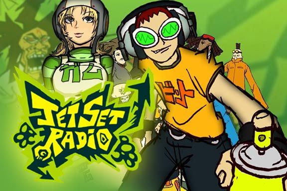 "One Of The Best Games SEGA ""Jet Set Radio"" Present On Google Play Store"