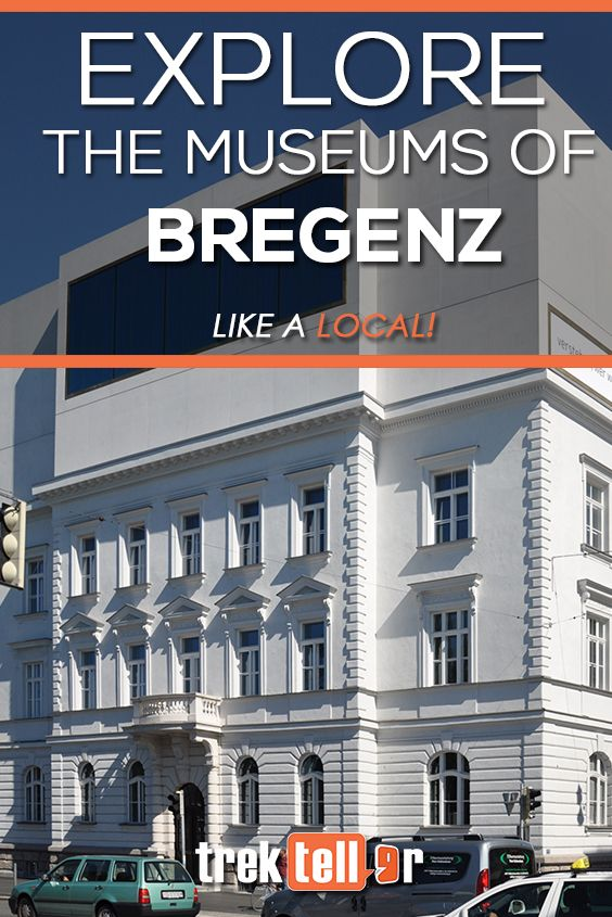 Top Museums of Bregenz to explore like a local.