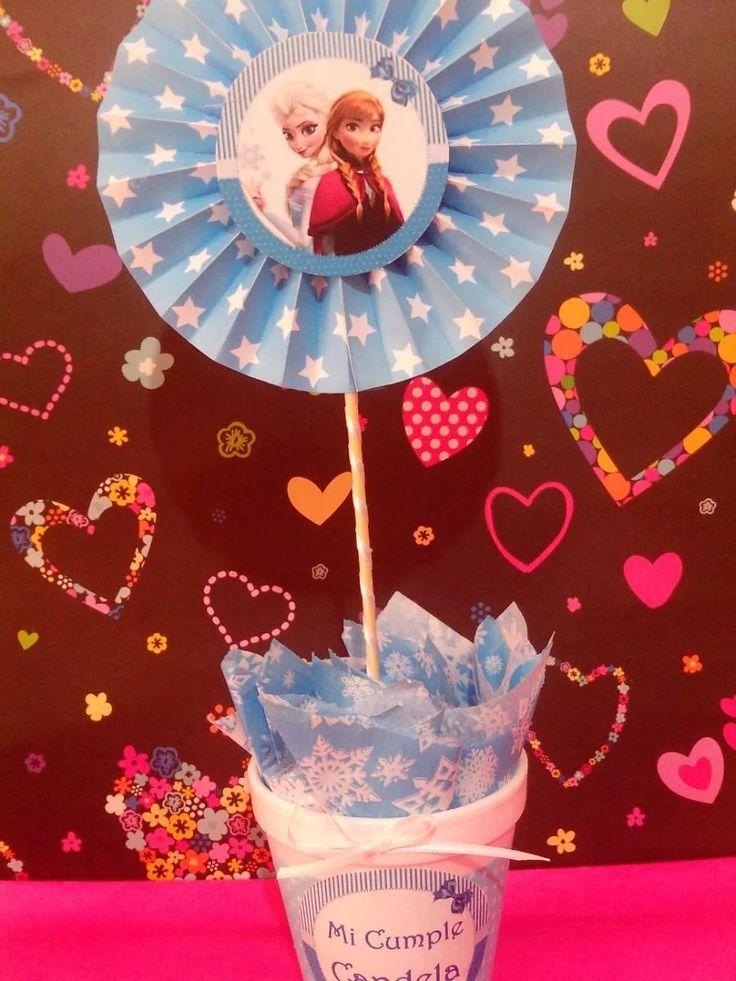 Las 25 mejores ideas sobre centro de mesa frozen en - Adornos centros de mesa ...