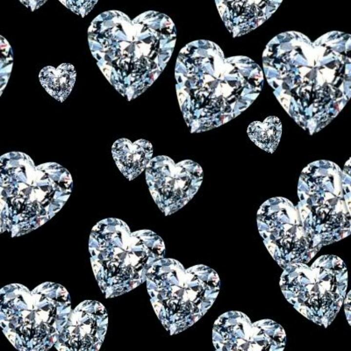 Sparkle and Shine Hearts!