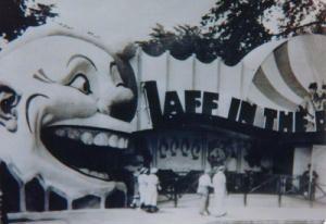 Laff in the Dark Fun house. Savin Rock, West Haven, Ct.