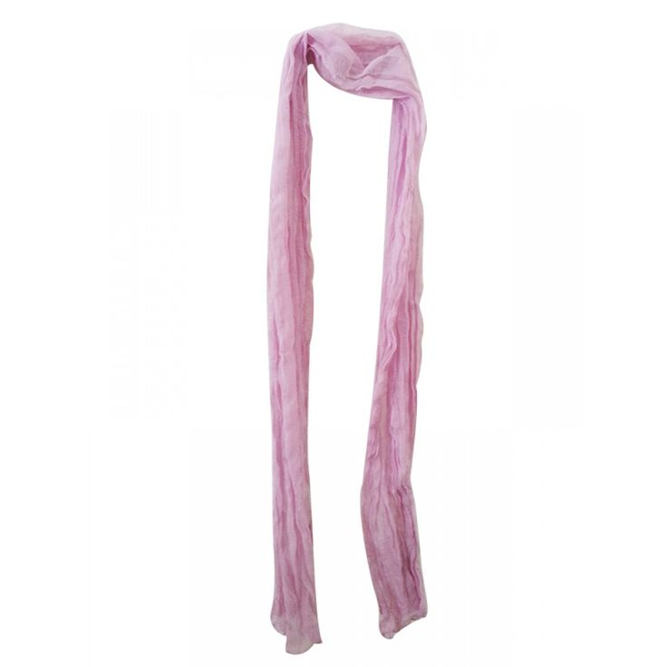 Light Pink Scarf