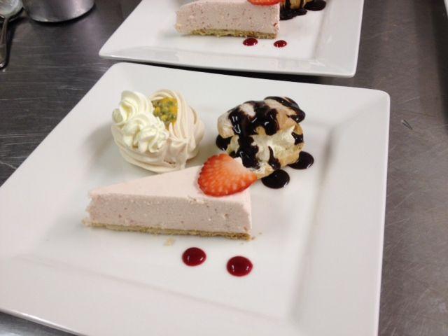 Trio of Desserts - Option of 12 you choose 3!!!