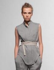 Sara Coleman, camisa de lino  www.buylevard.com  168€