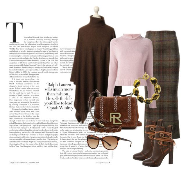 """""""Ralph Lauren outfit"""" by janie-xox ❤ liked on Polyvore featuring Ralph Lauren"""