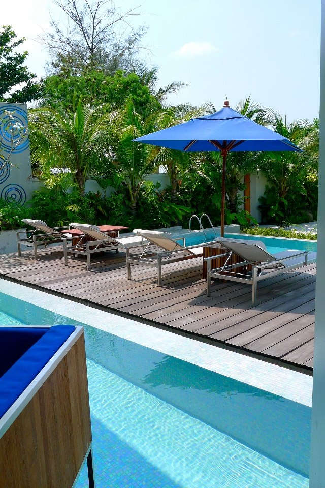 Weekend bliss at the Beachfront Condo Phuket...