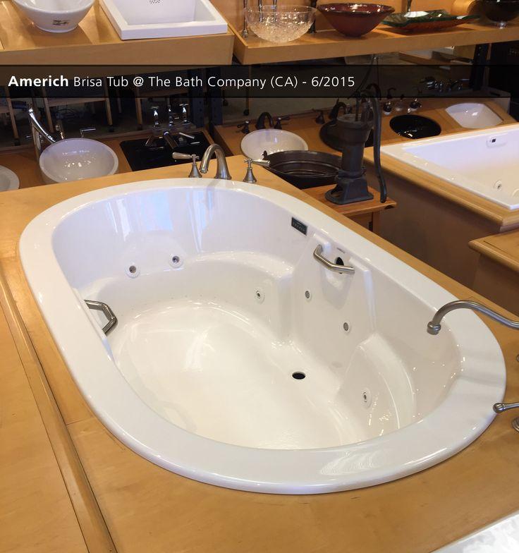 Americh Brisa Tub The Bath Company Ca 6 2015
