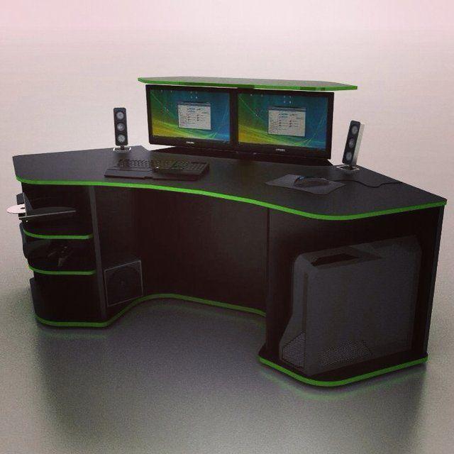 Fancy Computer Desks best 25+ gaming desk ideas on pinterest | gaming computer desk