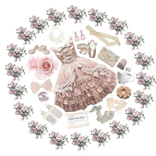 """Angelic Pretty"" by dollcandy on Polyvore"
